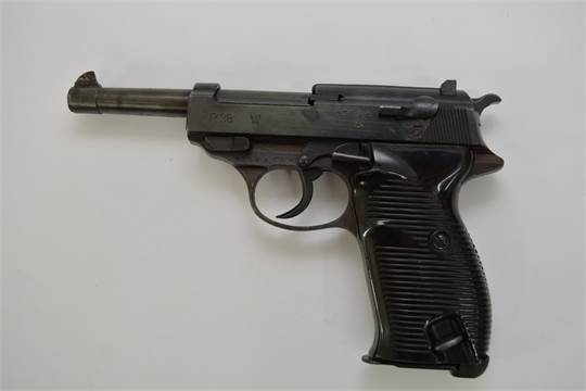 Dating a walther p38