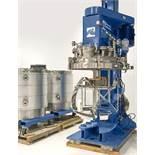 Reynolds Industries Stainless Steel, Sanitary, 200 gallon, Vacuum, Multi-Shaft, Multi Drive Mixer
