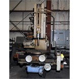 "HYDRAULIC SLOTTER, ROCKFORD 24"", 42"" built-in rotary table, S/N 89SA70 (no loading charge) (Location"