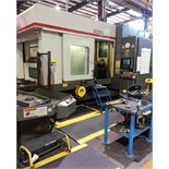 CNC HORIZONTAL MACHINING CENTER, CINCINNATI MILACRON MAGNUM MDL. 800, new 1995, Acramatic 950 CNC