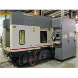 CNC HORIZONTAL MACHINING CENTER, CINCINNATI MILACRON MDL. HPC-630XT, new 1999, Acramatic A-950 CNC