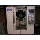 "CNC DRILLING & TAPPING CENTER, BROTHER MDL. TC-217, new 1991, Brother 520 CNC control, 11.8"" X-"