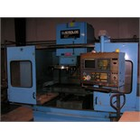 "CNC VERTICAL MACHINING CENTER, ACROLOC MDL. AF-15-40/OMC, Fanuc OM CNC control, 16"" x 46"" table, 40"""