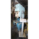 "OBI PUNCH PRESS, CLEARING TORC-PAC 45 T. CAP., 4"" stroke, 12"" shut ht., 2-1/2"" adj., 90 SPM, 28"" R-L"
