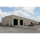 METAL BUILDING, BOLT TOGETHER CONSTRUCTION, 275'L. x 80'W. x 26' center ht., 24' eave ht., (7)