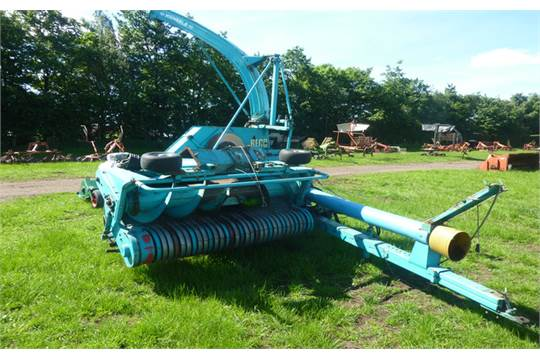 4481 reco mengele sh40 forage harvester rh i bidder com