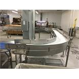 2013 Intralox Conveyors, Approx 80 ft Overall Length, 15.5in W Belt, ( | Insp by Appt | Rig Fee: 750
