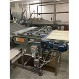 2013 Arr-Tech Retractable Nose Conveyor / Laner, 46in W Belt x 36in Lo | Insp by Appt | Rig Fee: 200