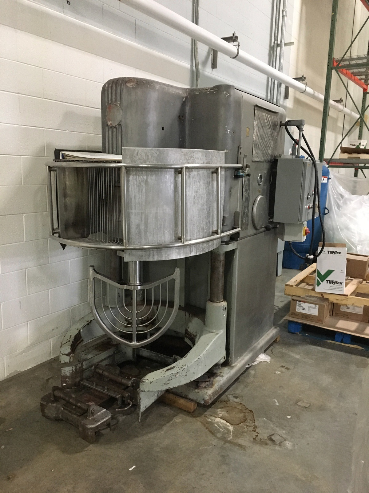 Lot 27A - AMF Mixer (Inspection By Appointment Only) | Insp by Appt | Rig Fee: 400