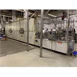 "Moline 8-Up Donut Proofing Line Model D12-8, 35"" Belt Width, 4.5 | Subject to Bulk | Rig Fee: 6250"