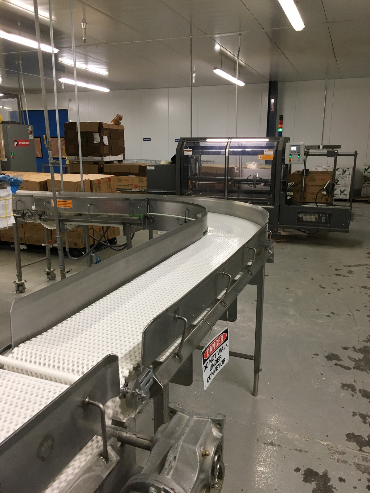 2013 Intralox Conveyors, Approx 80 ft Overall Length, 15.5in W Belt, (   Insp by Appt   Rig Fee: 750 - Image 3 of 10