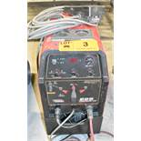 LINCOLN ELECTRIC PRECISION TIG 225 TIG WELDER WITH CABLES & GUN, S/N: N/A [RIGGING FEES FOR LOT #3 -