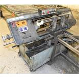 "KING CANADA KC-918S-V HORIZONTAL BAND SAW WITH 9""X18"" CUTTING CAPACITY, 2 HP, COOLANT, S/N: N/A (CI)"