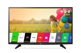 Lotto 30014 - V Grade A LG 43 Inch FULL HD LED SMART TV WITH FREEVIEW HD & WIFI 43LH570V