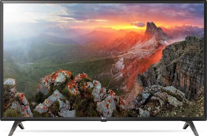 Lotto 30035 - V Grade A LG 55 Inch ACTIVE HDR 4K ULTRA HD LED SMART TV WITH FREEVIEW HD & WEBOS 4.0 & WIFI - AI TV