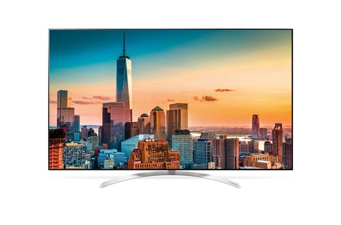 Lot 30022 - V Grade A LG 55 Inch ACTIVE HDR 4K SUPER ULTRA HD NANO LED SMART TV WITH FREEVIEW HD & WEBOS 3.5 &