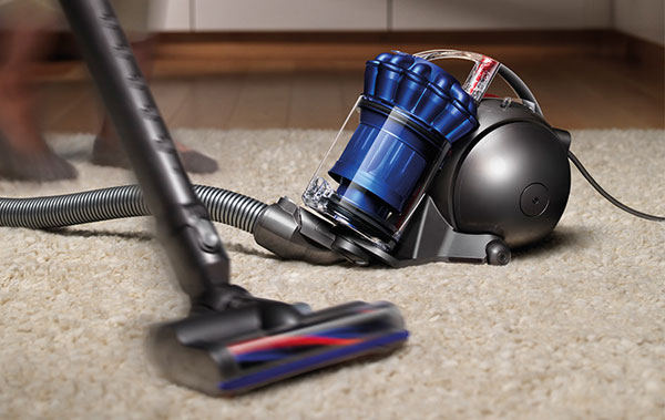 boxed dyson dc49 ball multicyclonic vac cleaner rrp 300 bl596654 26 08 15. Black Bedroom Furniture Sets. Home Design Ideas
