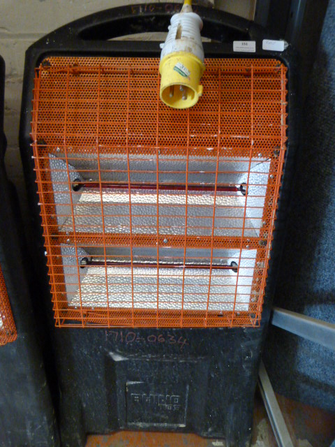 Lot 151 - Rhino T03 Industrial Radiant Heater