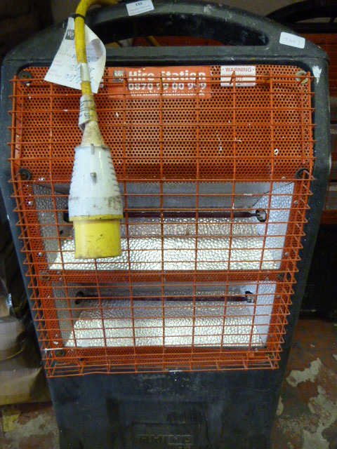 Lot 152 - Rhino T03 Industrial Radiant Heater