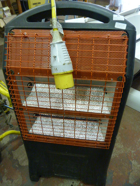 Lot 153 - Rhino T03 Industrial Radiant Heater