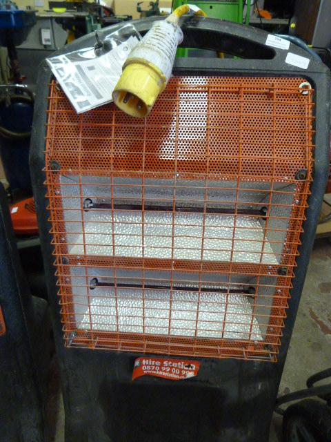 Lot 154 - Rhino T03 Industrial Radiant Heater
