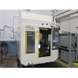 FANUC ROBODRILL a-T14iC CNC Drill & Tap Center with FANUC OiMC CONTROLS
