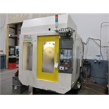 FANUC ROBODRLL 4 AXIS CNC DRILL& TAP CENTER W/ FANUC 16i CONTROLS