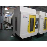 FANUC ROBODRILL-A-T21i-E 4 AXIS CNC DRILL & TAP, CENTER, W/ FANUC 31iA5 CONTROLS