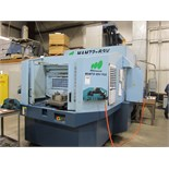MATSURA  MAM - 72-63V, 5- AXIS TRUNNION               MACHINERY CENTER,  MATSUURA, G- TECH