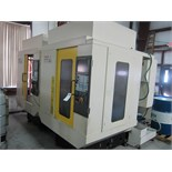 FANUC ROBODRILL-A-T21iE, 4 AXIS CNC DRILL & TAP, CENTER, W/ FANUC 31iA5