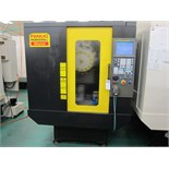 FANUC ROBODRILL MATE CNC DRILL & TAP CENTER FANUC OiMC. CONTROLS                                16.