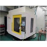 FANUC ROBODRILL-A-T21iEL 4 AXIS Interface CNC DRILL & TAP, CENTER, W/ FANUC 31iA5 CONTROLS