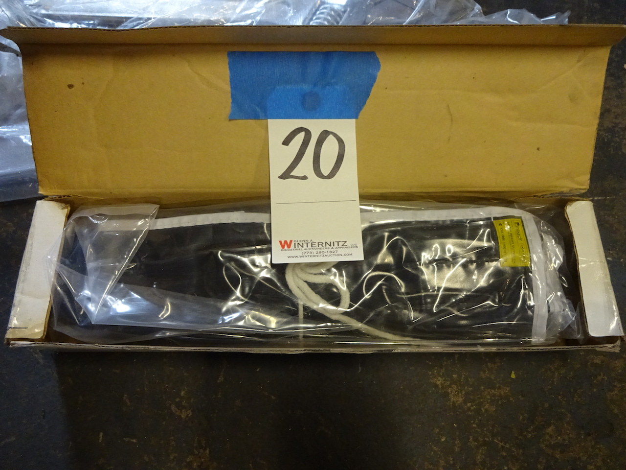 Lot 20 - Pittsburgh Forge 16-Piece Combination Wrench Set (Metric)