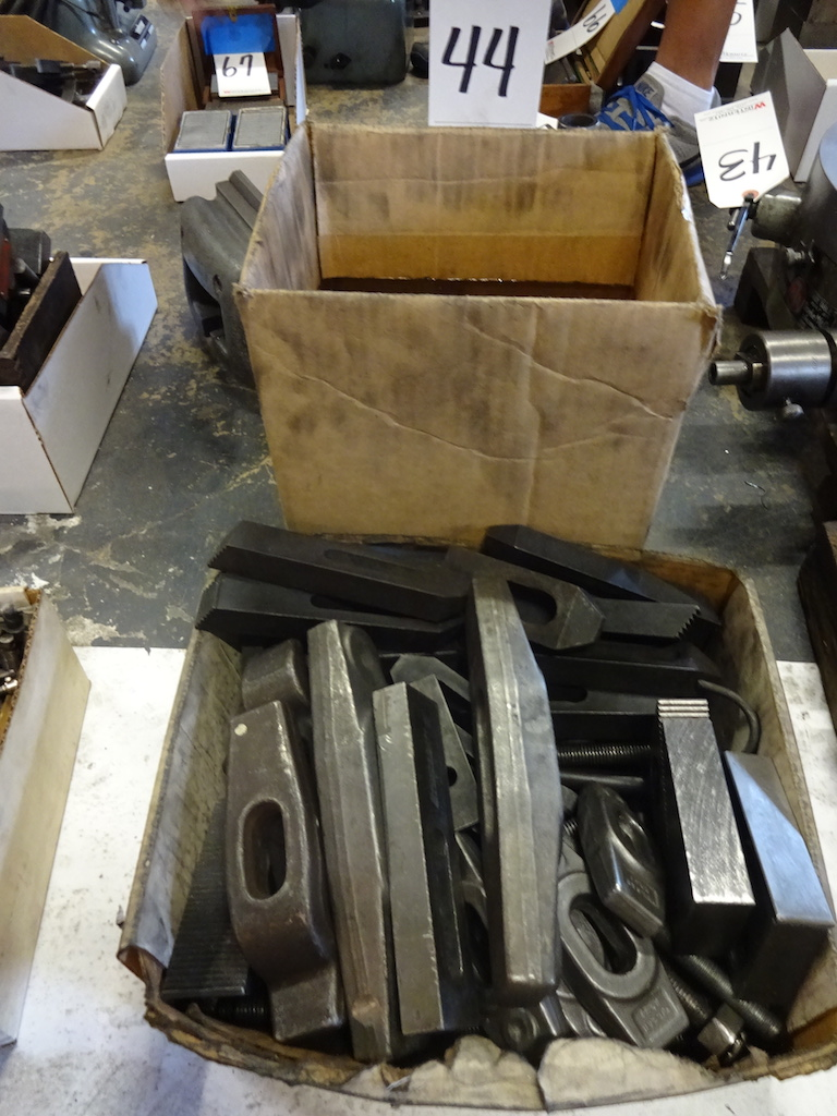Lot 44 - LOT: Assorted Hold Down Parts