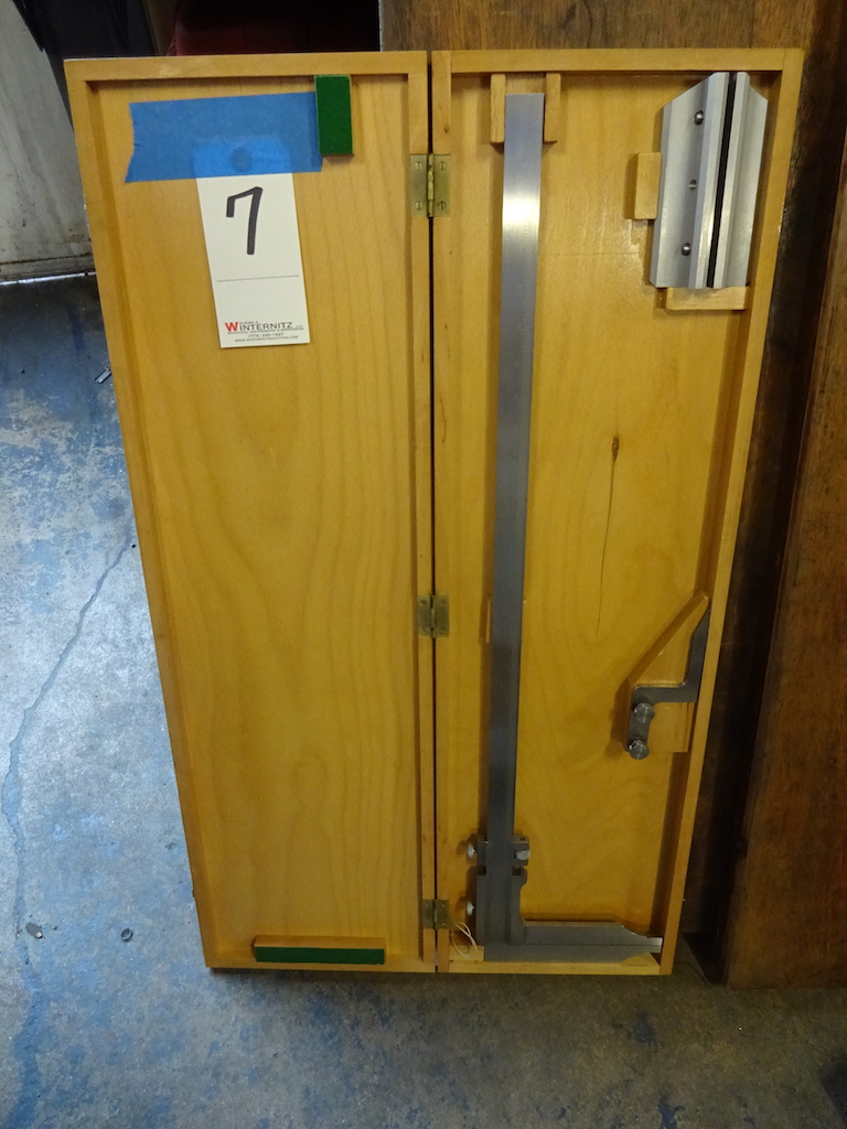 Lot 7 - Foster 24 in. Height Gage