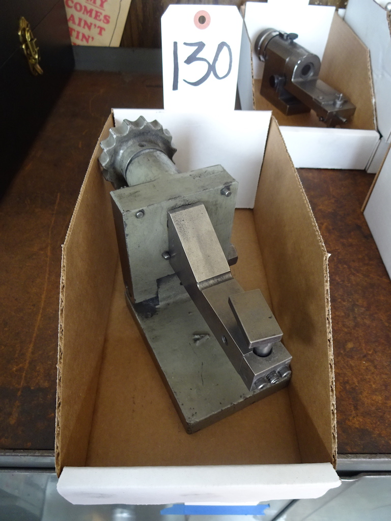 Lot 130 - Somerset Tool Fixture