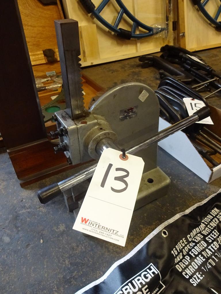 Lot 13 - Arbor Press