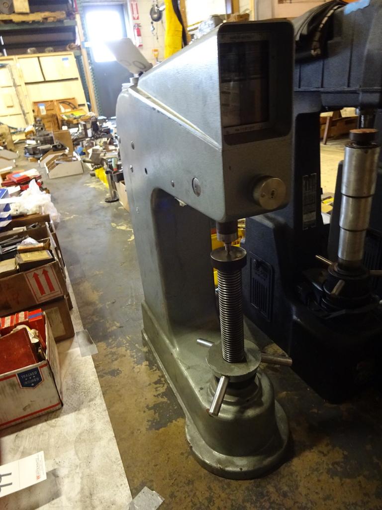 Lot 50 - Galileo Hardness Tester, S/N 108187