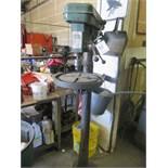 Central Machinery 16-Speed Pedestal Drill Press
