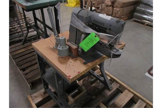 SINGER SEWING MACHINE BOX TACKER M 40W 40 CAMATRON40 STATE Impressive Camatron Sewing Machine Inc