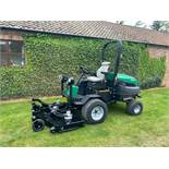 "RANSOMES HR3300T UPFRONT ROTARY, 60"" CUT, 4x4, DIESEL, YEAR 2014, RIDE ON MOWER *PLUS VAT*"