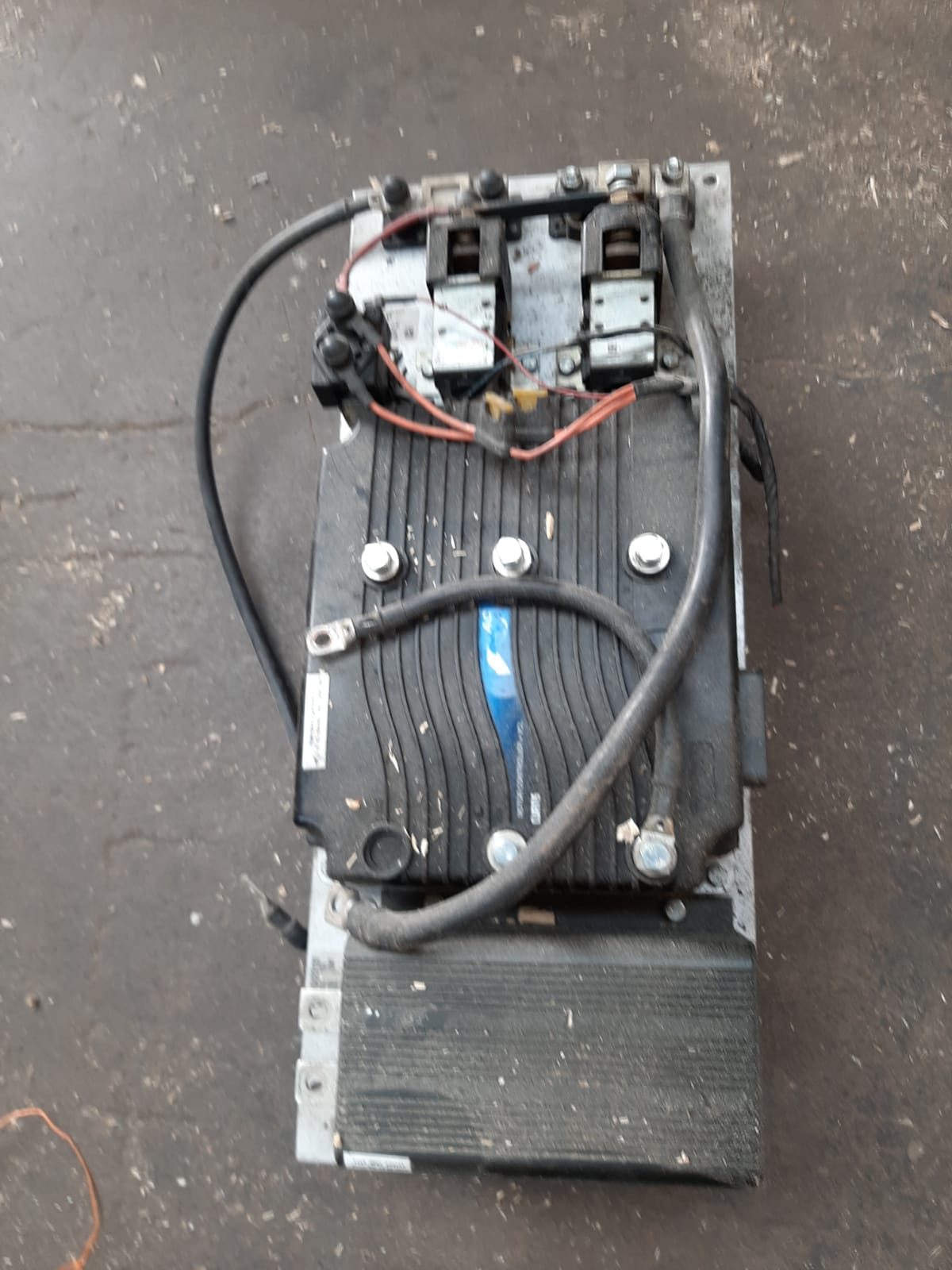 AISLE MASTER WH20E 2014 ELECTRIC FORK TRUCK POWER BOARD CURTIS BOARD WITH INVERTER *NO VAT*