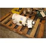 Puriti Pump 5 hp Centrifugal Pump, M/N C-216, S/N 17834496, with Baldor 3450 RPM Motor,