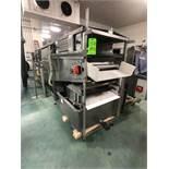 2012 ABL Fruit Washer, Model Tank, S/N MATR 107,