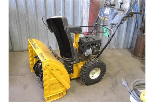 Cub Cadet 71024c Power Steering Snowblower