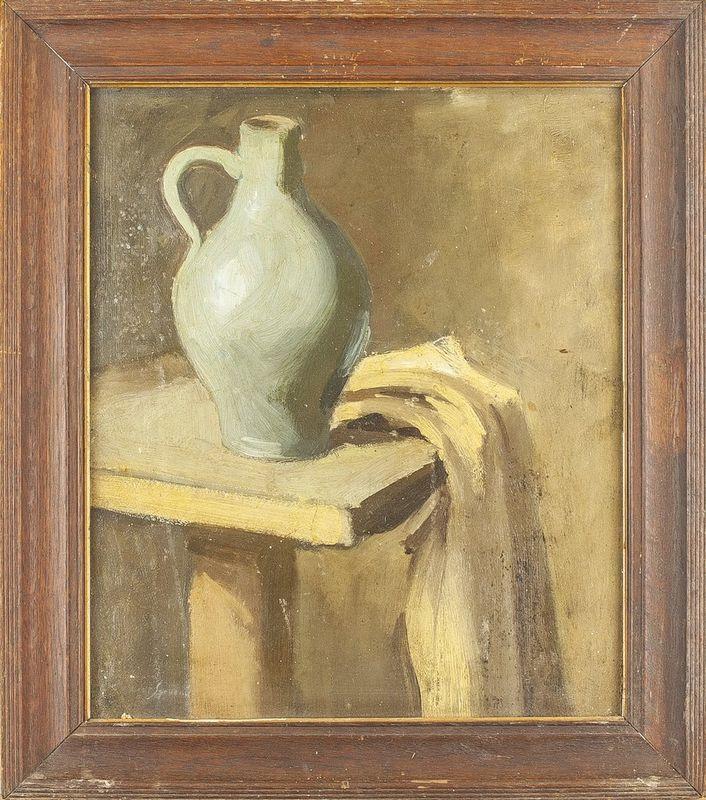 CLÉMENT-SERVEAU (1886-1972) Still life - Signed 'Clement Serveau' (lower [...] - Bild 2 aus 2