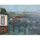 MAURICE UTRILLO (1883-1955) La Butte Pinson à Montmagny - Signed 'Maurice [...]