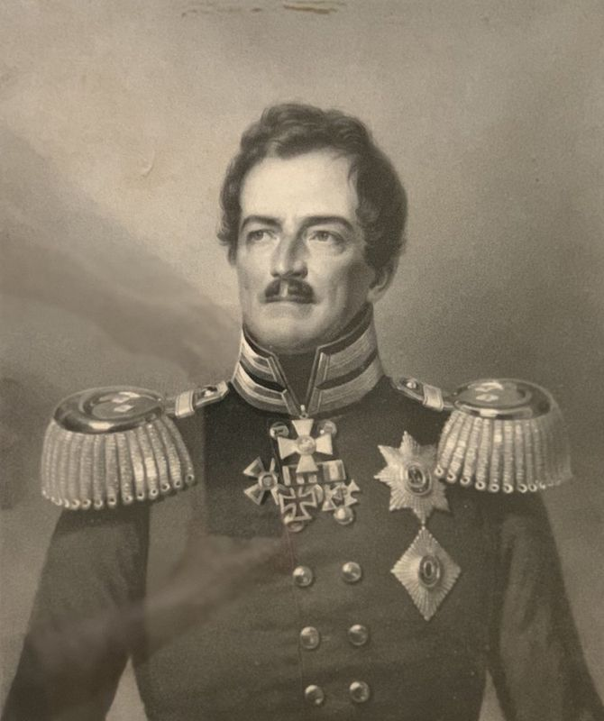 Franz Krüger (1797–1857) Portrait of the Prussian Prince Augustus. 1830s. - [...]