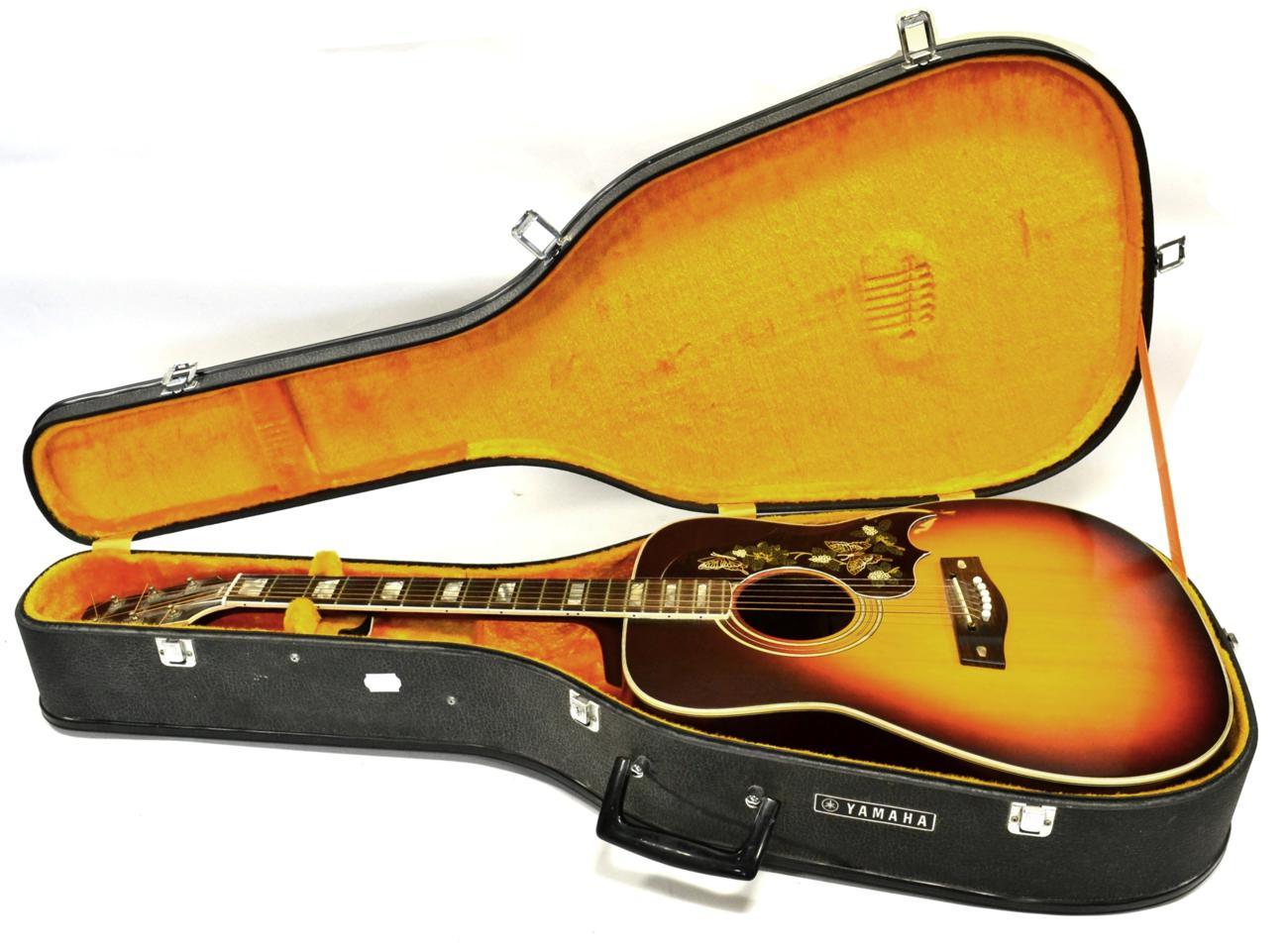 yamaha fg700s. Lot 77 - Yamaha FG700S Acoustic Guitar No.41023 (1974), Two Piece Fg700s