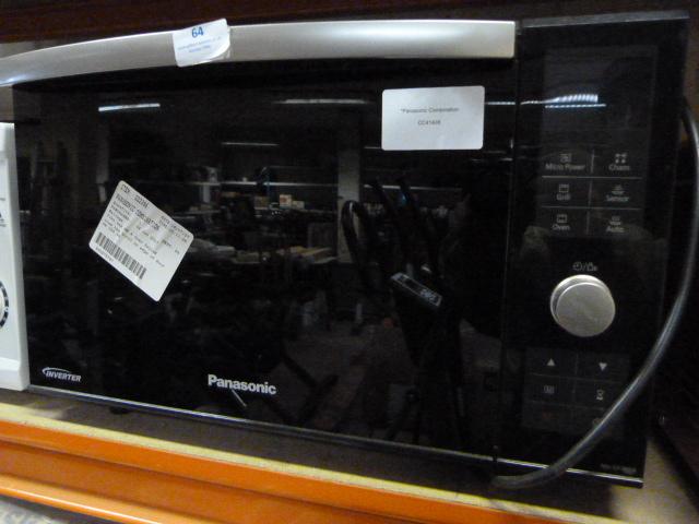 Lot 64 - *Panasonic Combination Microwave